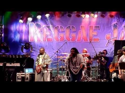 Yami Bolo live at Reggae Jam 2013