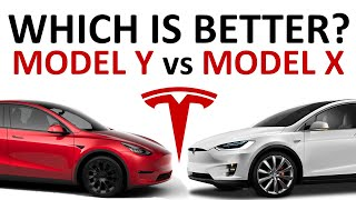 Tesla Model Y vs Model X: Which Electric SUV is Better? Cost, Size and Performance Comparison