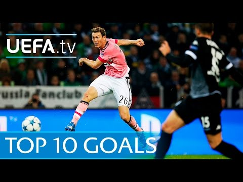 UEFA Champions League 2015/16 - Top ten goals