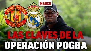 Fichajes Real Madrid 2019: Así está el fichaje de Pogba por el Real Madrid I MARCA