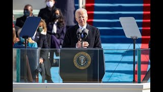 President Joe Biden Delivers Inaugural Address | FULL SPEECH