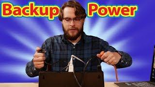 Critical Backup Power For Your Desk - APC UPS 850VA
