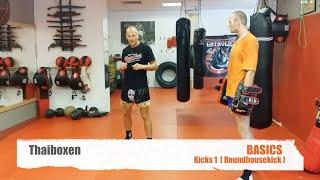 Thaiboxen- Basics- Kicks- Roundhousekick