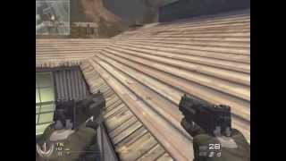 [STILL WORKING!] MW2 Scrapyard out-of-map