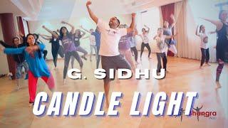 G. Sidhu - Candle Light | Bhangra Dance Steps & Tutorials | Learn Bhangra