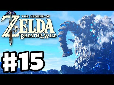 Divine Beast Vah Ruta and Boss Fight! - The Legend of Zelda: Breath of the Wild - Gameplay Part 15