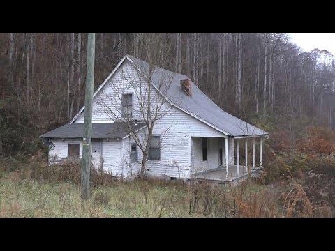 Abandoned house Kentucky #34
