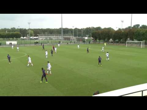U19 Nationaux PSG vs Amiens 18.09.2016