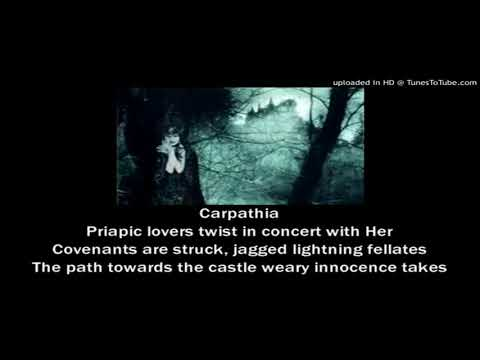 Cradle Of Filth Dusk And Her Embrace FULL ALBUM WITH LYRICS