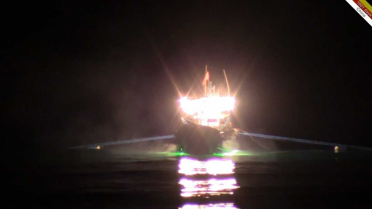 boat fishing with lights - youtube, Reel Combo