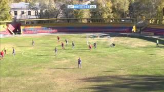 Футбол Астрахань - СКА