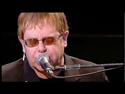 Elton John - Take Me To The Pilot ( Live at the Royal Opera House - 2002) HD