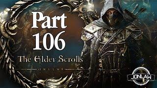 The Elder Scrolls Online Walkthrough - Part 106 ZAHT STONE Gameplay Review