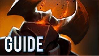 Dota 2 Guide - Nessaj the Chaos Knight