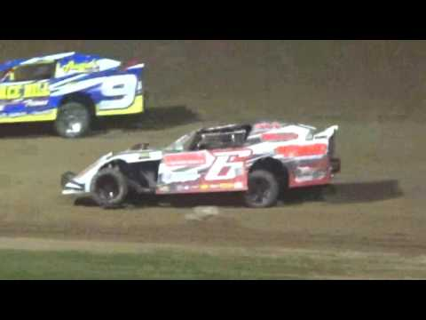 IMCA Sport Mod Feature Luxemburg Speedway Luxemburg Wisconsin 6/9/17