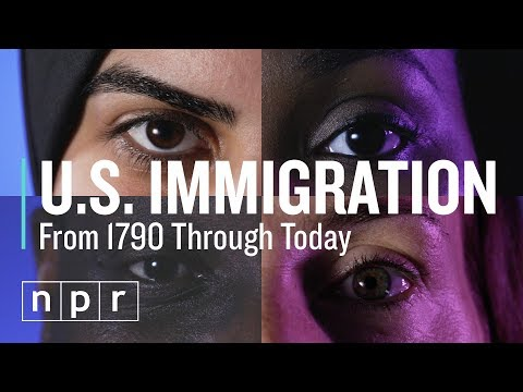 U.S. Immigration | Let's Talk | NPR