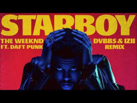 The Weeknd ft. Daft Punk - Starboy (DVBBS...
