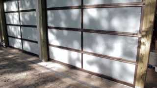 Affordable Door - Clopay Avante Garage Doors - Carport To Garage Conversion