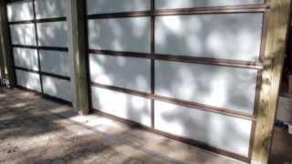 Affordable Door - Clopay Avante Garage Doors - Carport To Garage Conversion