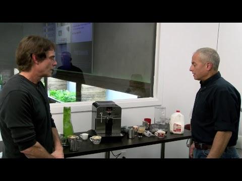 Gaggia Brera Super-Automatic Espresso Machine