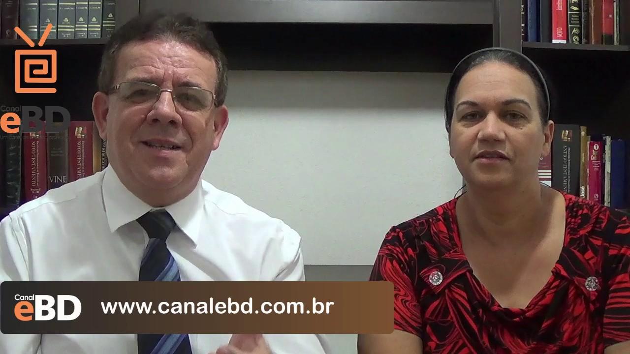 ENCONTRO GERAL DE CASAIS em Bacabal/MA - Chamada