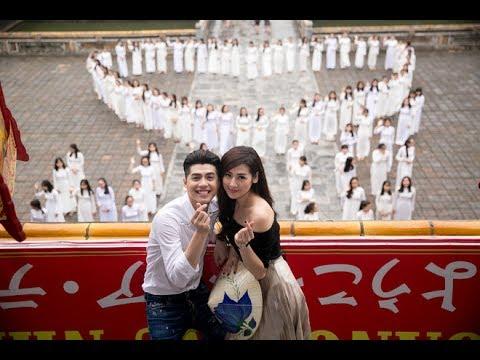 Việt Nam tươi đẹp | Noo Phước Thịnh đưa Á hậu Tú Anh về thăm Huế | VNTD HTV Web