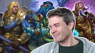 (Hearthstone) Evolution Against Justice