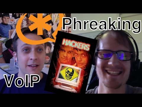 VoIP, Phreaking and Hackers - Bilingual Conversation in Spanish & English w/Saúl - Lazy Linguists