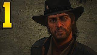 """Red Dead Redemption - Part 1 """"EXODUS IN AMERICA"""" (Gameplay/Walkthrough)"""