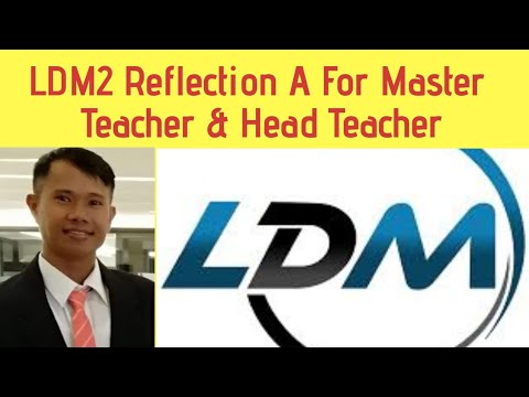 Download LDM2 REFLECTION-A for LAC Leaders, LDM2