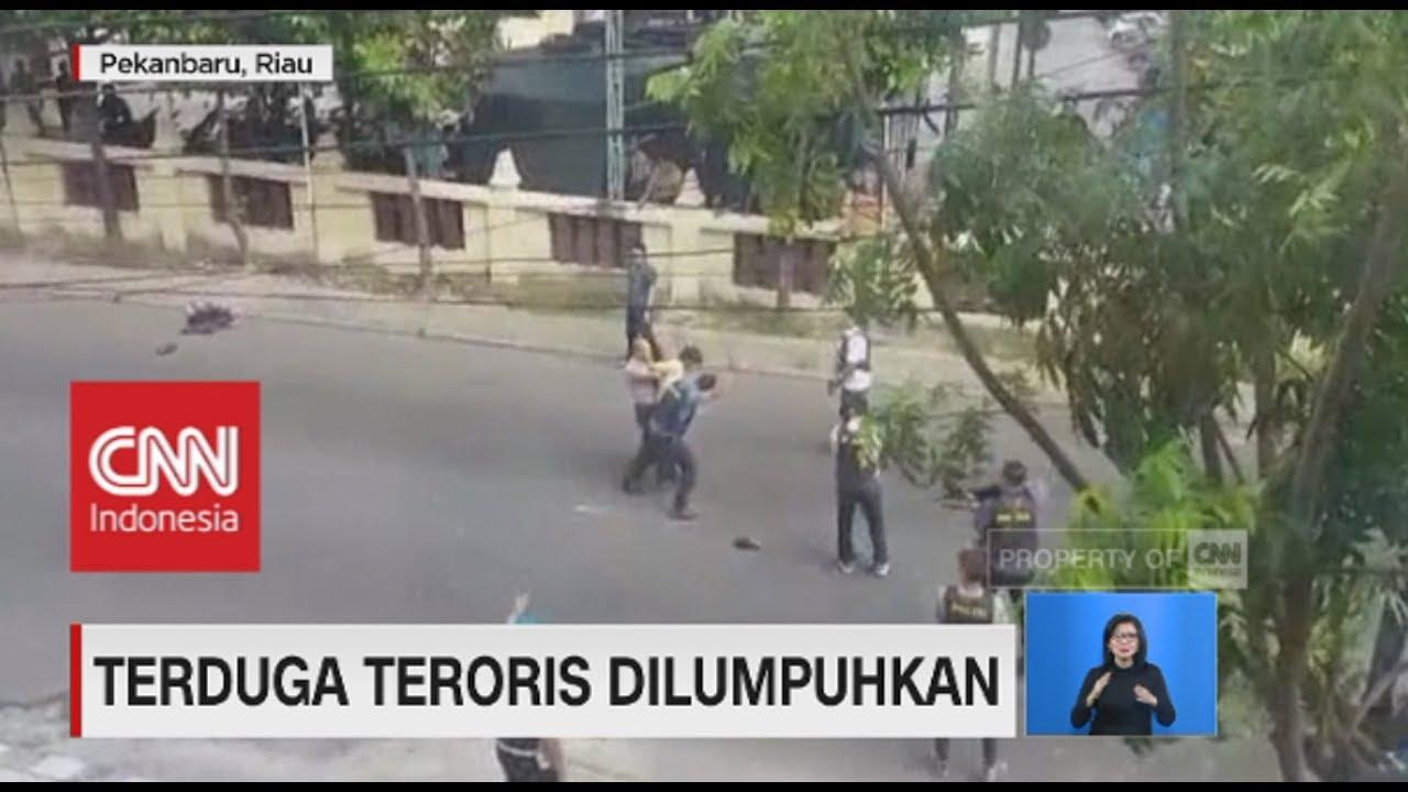 Teroris Di Selandia Baru Update: Detik-Detik Diringkusnya Teroris Di Pekan Baru Riau