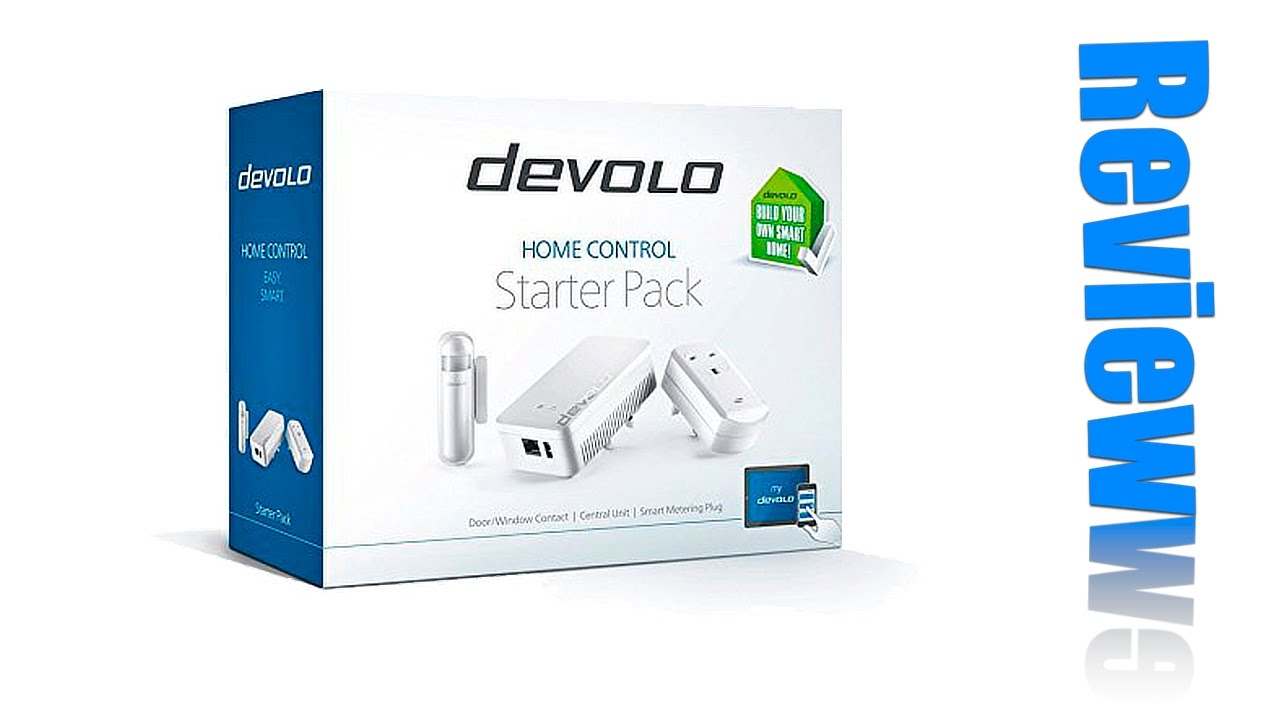 Devolo Home Control Smart Home Starter Pack Review Youtube