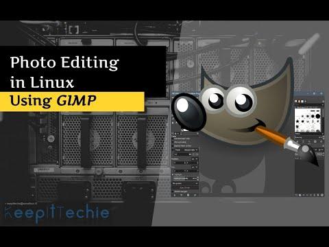 GIMP | Top Notch Photo Editing in Linux thumbnail