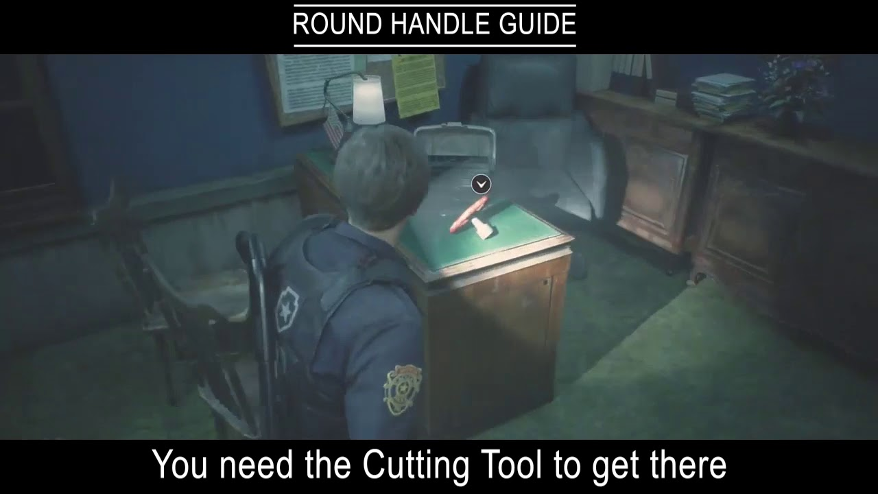 Video - Resident Evil 2 Remake Guides Round Handle Guide | Resident