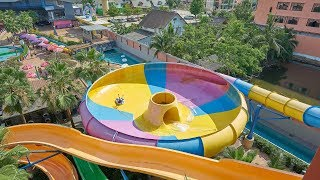 Water Bowl Slide at Usotel Waterland