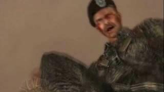 Call of Duty: Modern Warfare 2 - Shepherd & Price Fight - End Game
