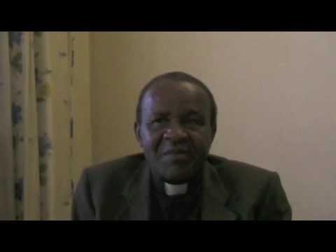 Canon Erasmus Bitarabeho interviewed in 2007.