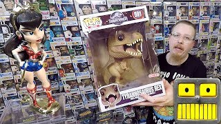 Baixar Awesome 41 Funko Pop Vinyl Figure Haul From Ebay Deepdiscount And More
