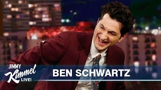 Ben Schwartz Wrote Jokes For C-3PO