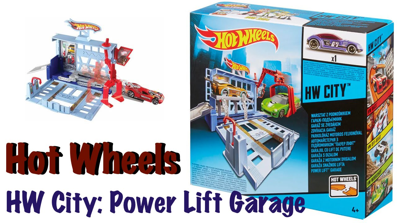 Hot Wheels City Power Lift Garage Playset By Mattel Make Your Own Beautiful  HD Wallpapers, Images Over 1000+ [ralydesign.ml]