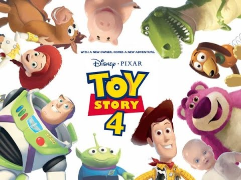 Toy Story 4 (2019) - Exclusive! - YouTube