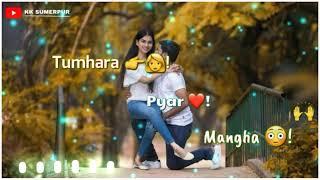 Mashup Whatsaap Status | 30 Second AveePalyer Status meherbani nahi tumhara pyar maanga hai status