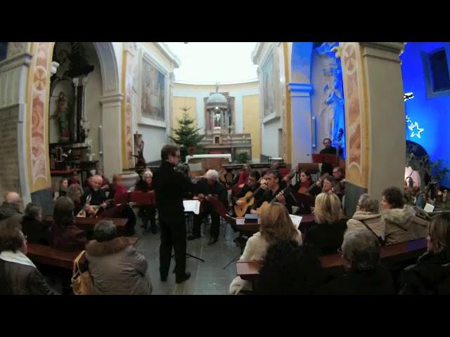 Orchestra Mandolinistica di Lugano   Fantasia Natalizia