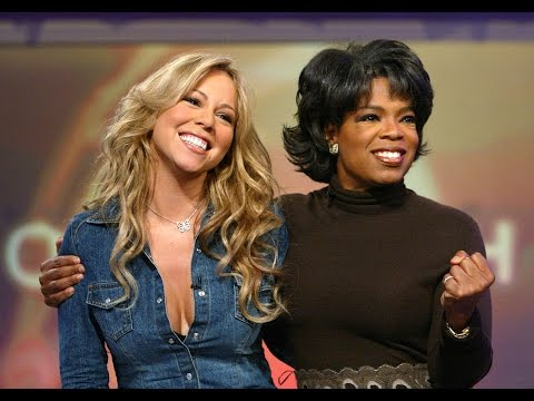 Mariah Carey - My Saving Grace - Oprah Winfrey