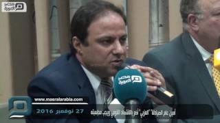 مصر العربية | أمين عام الصيادلة