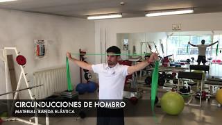 EJERCICIOS DE PREVENCIÓN Y READAPTACIÓN DE HOMBRO