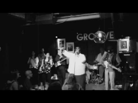 """Bruce """"Big Daddy"""" Wayne's James Brown Tribute! May 18, 2017 Featuring Fred Thomas"""