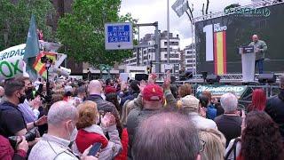 Gran éxito del acto del sindicato Solidaridad y VOX con motivo del Día del Trabajador