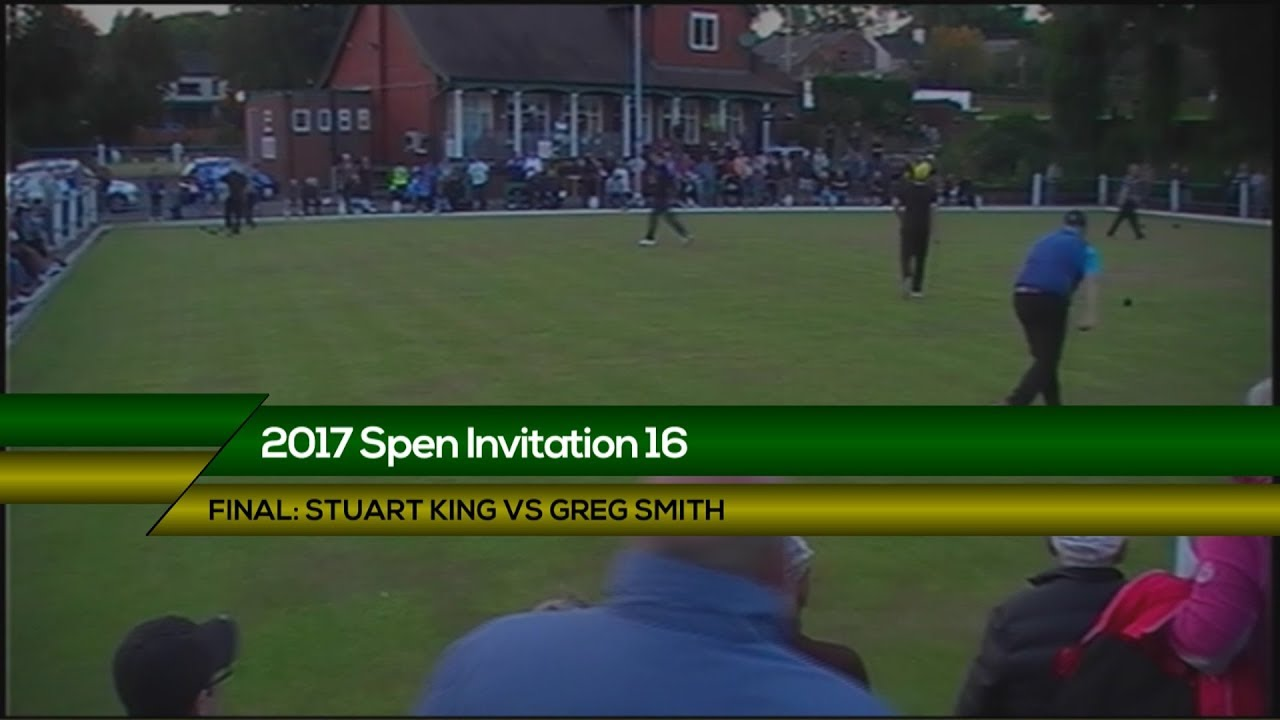 2017 Spen Masters Invitation 16 Final YouTube