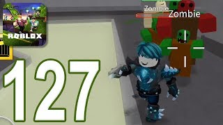 ROBLOX - Gameplay Walkthrough Part 127 - Zombie Attack (iOS, Android)